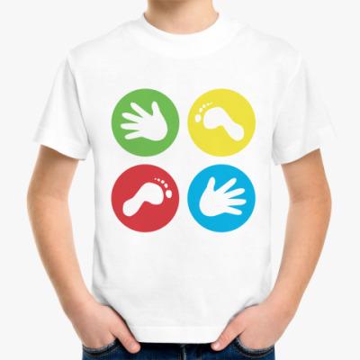 Детская футболка Twister!