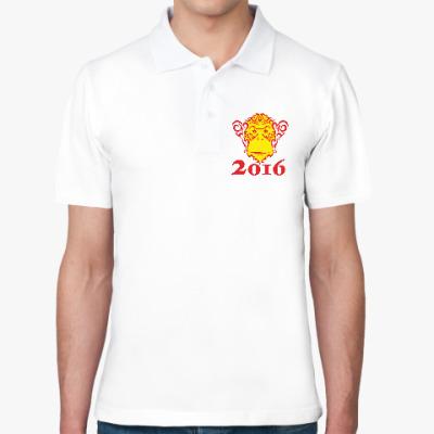 Рубашка поло Год обезьяны 2016