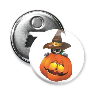 Магнит-открывашка Halloween