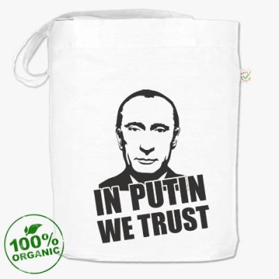 Сумка Мы верим в Путина