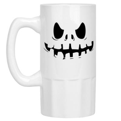 Пивная кружка Зомби/Привидение