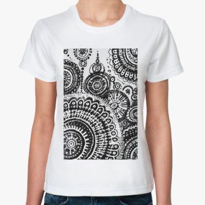 Классическая футболка Горы