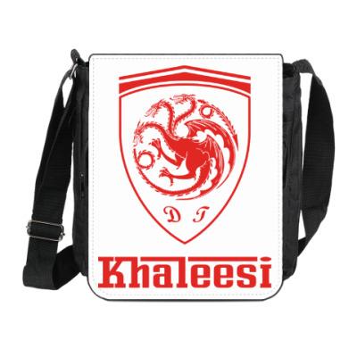 Сумка на плечо (мини-планшет) Khaleesi Ferrari