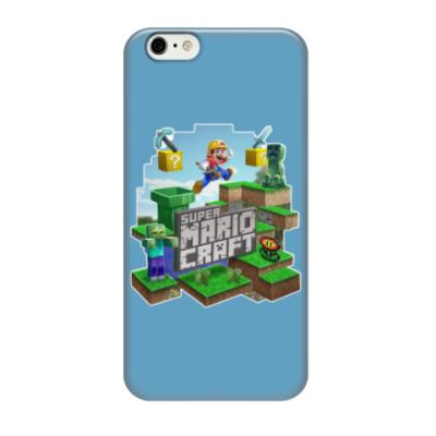 Чехол для iPhone 6/6s Super Mario Craft