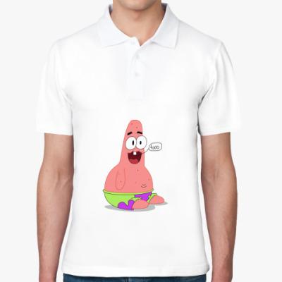 Рубашка поло Патрик