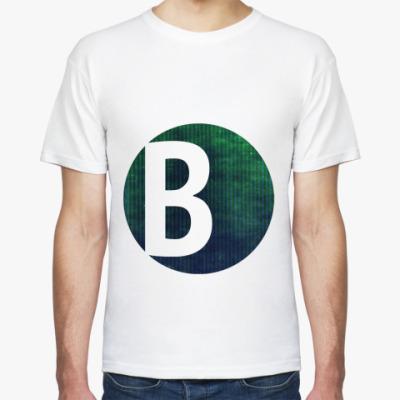 Футболка Alphabet