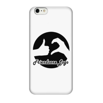 Чехол для iPhone 6/6s Friendzone logo