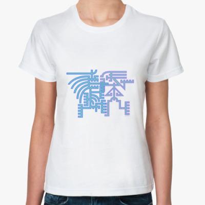 Классическая футболка  lub
