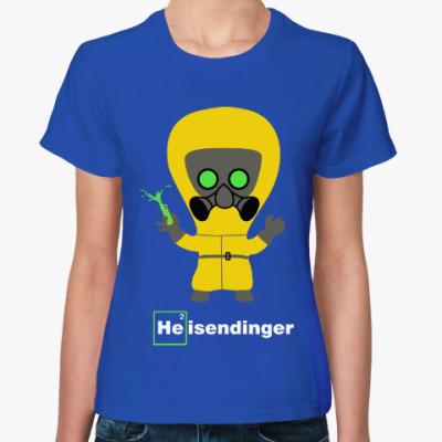 Женская футболка Heisendinger