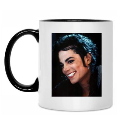 Кружка Майкл Джексон