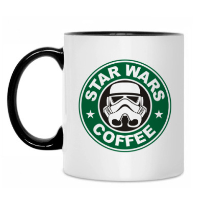 Кружка starwarscoffee