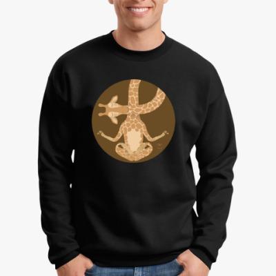 Свитшот Animal Zen: G is for Giraffe