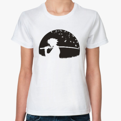 Классическая футболка Самурай