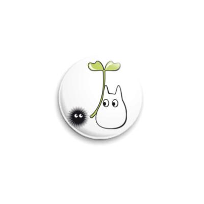 Значок 25мм  'Chiby-Totoro'