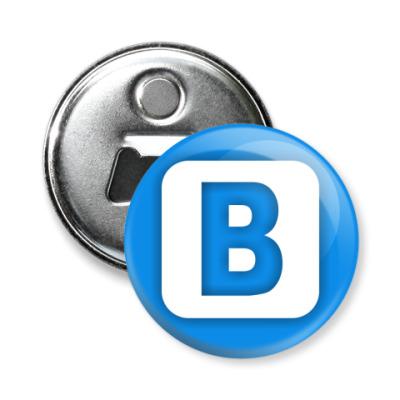 Магнит-открывашка Вконтакте