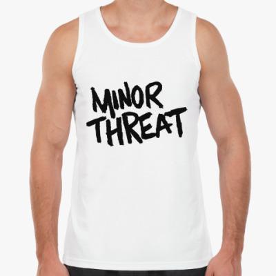 Майка  Minor Threat