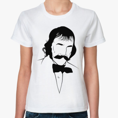 Классическая футболка Мясник (Банды Нью-Йорка)