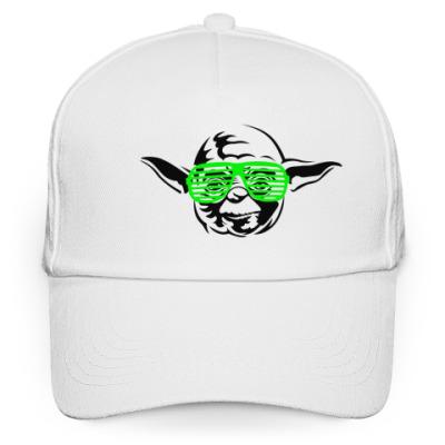 Кепка бейсболка Йода в очках