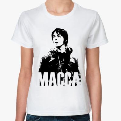 Классическая футболка Paul Macca