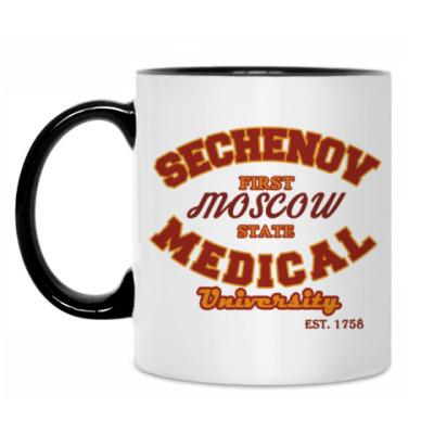 Кружка Первый мед Сеченова