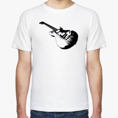 Футболка Гитара