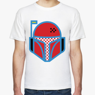 Футболка Боба Фетт (Звездные Войны)