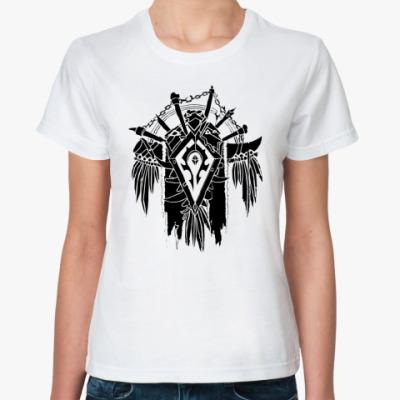 Классическая футболка Орда