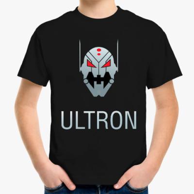 Детская футболка Avengers: Age of Ultron