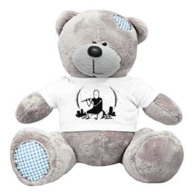 Плюшевый мишка Тедди Mr. Freeman 5