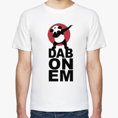 Футболка DAB ON EM