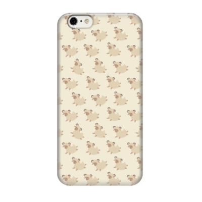 Чехол для iPhone 6/6s Овцы