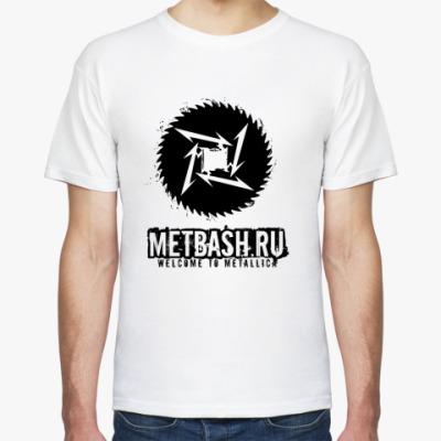 Футболка Metbash Logo T-Shirt