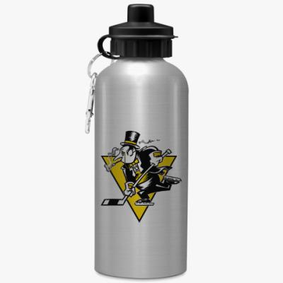Спортивная бутылка/фляжка Go Penguins