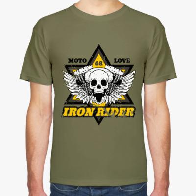 Футболка Iron Rider