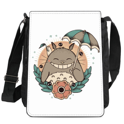 Сумка-планшет Smile Totoro