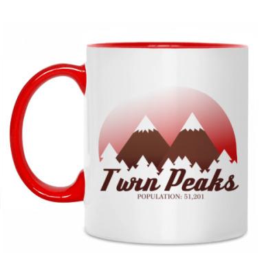 Кружка Твин Пикс Twin Peaks