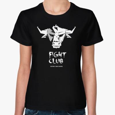 Женская футболка Fight Club Bull