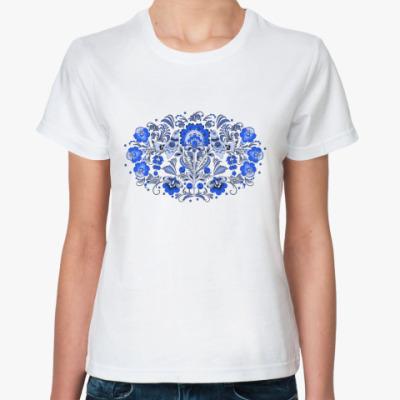 Классическая футболка Узор