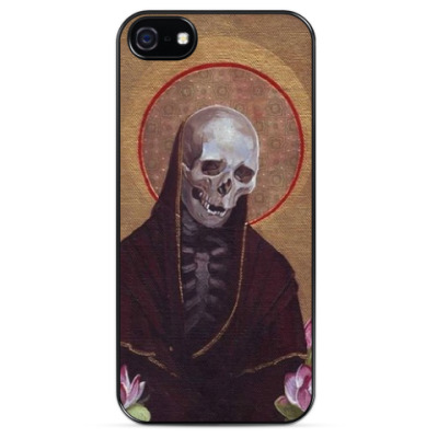 Чехол для iPhone Santa Muerte