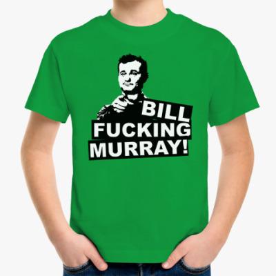 Детская футболка Билл Мюррей