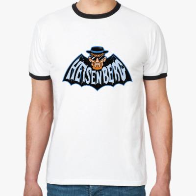Футболка Ringer-T Heisenberg Batman