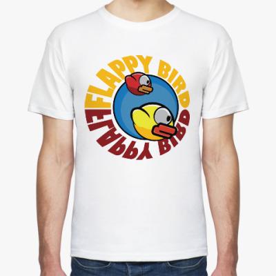 Футболка Flappy Bird