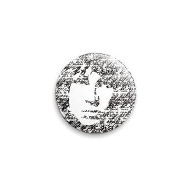 Значок 25мм Джим Моррисон