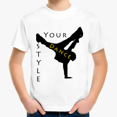 Детская футболка Night sty