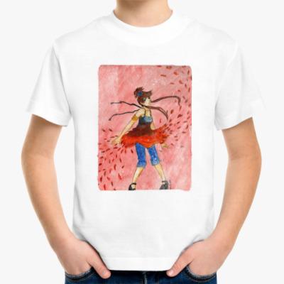 Детская футболка Happy Authum