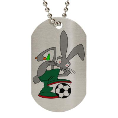 Жетон dog-tag Rabbit