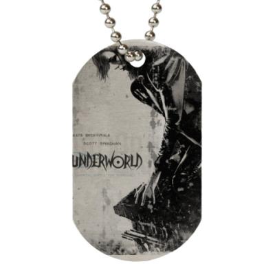 Жетон dog-tag underworld