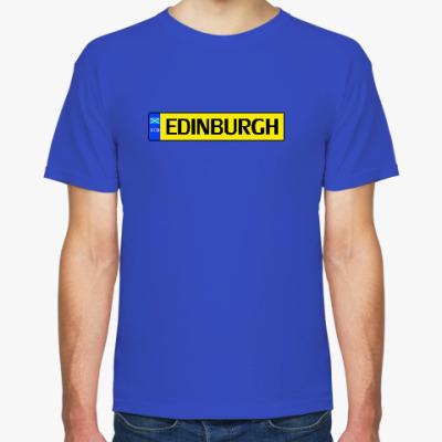 Футболка Edinburgh
