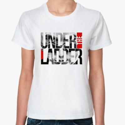 Классическая футболка Melovin (Мэловин) Under the ladder