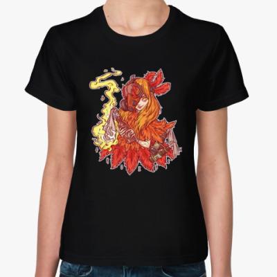 Женская футболка Phoenix Феникс